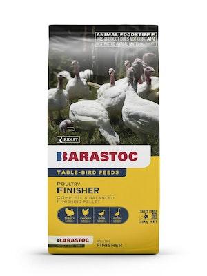 Barastoc Poultry Finisher Turkey & Chicken Feed Pellet 20kg