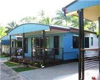 Island Gateway Holiday Park cabin Airlie Beach Queensland