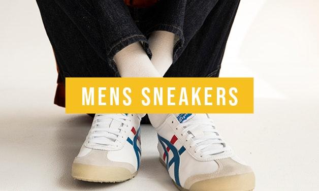 Shop Mens Sneakers on Crèmm