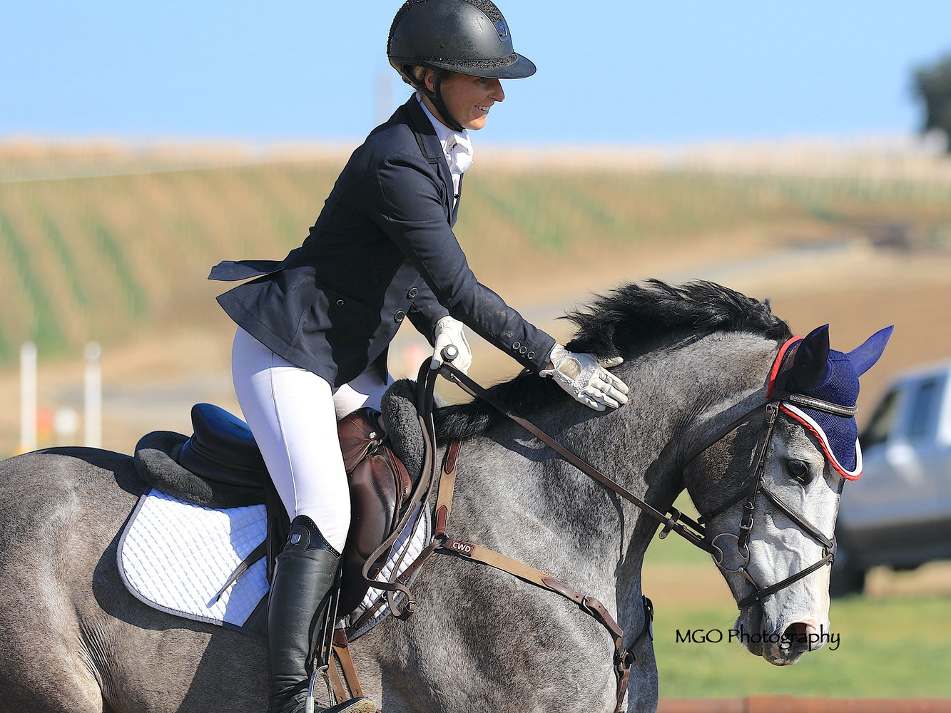 Featured Rider: Megan Sykes