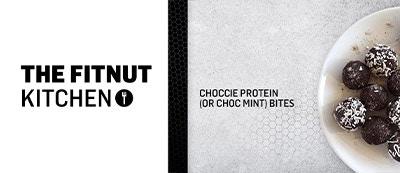 SIS - The Fitnut Kitchen - Protein Bites