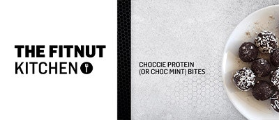 THE FITNUT KITCHEN – PROTEIN BITES