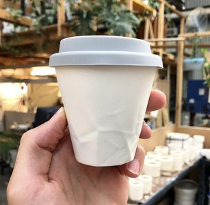 PAPER SERIES CUP   THE PICCOLO