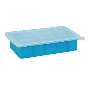 green sprouts Freezer Tray Aqua