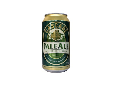 Cascade Pale Ale Can 375mL Case (AVAILABLE IN TASMANIA ONLY)