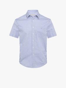 RM Williams Hervey Shirt Short Sleeve