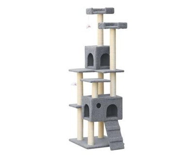 House of Pets Delight 7 Level Cat Scratching Post