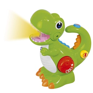 Chicco T-Rec Dino with Lights and Sound