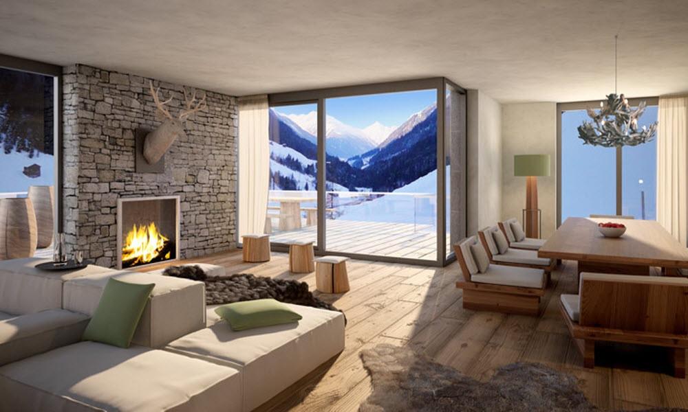 Style Your Home Like A Ski Lodge