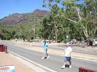 Visitors return to Halls Gap