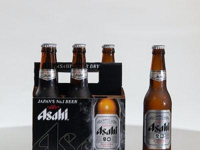 Asahi Super Dry 6 pack