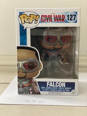 Falcon - Captain America Civil War