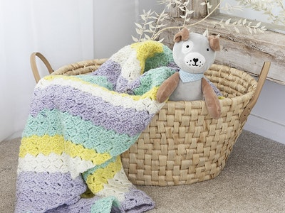 Inspirations by Rubi Blankets -Hand made crochet 2020