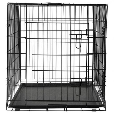 LEXI & ME Dog Crate with tray