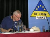 Bill Pycroft retires a point of difference for Top Tourist Parks of Australia