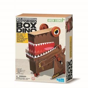 4M - Box Dino - Green Science