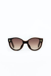 1 People Zanzibar Wooden Women's Sunglasses