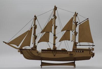 Clipper Sailing ship