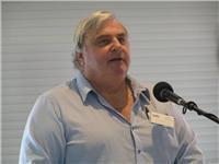 2009 winner Richard Davis fits Hugh Diedrich Award caravan industry commitment criteria