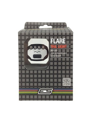 ES Accessories Flare USB LED Rear Light
