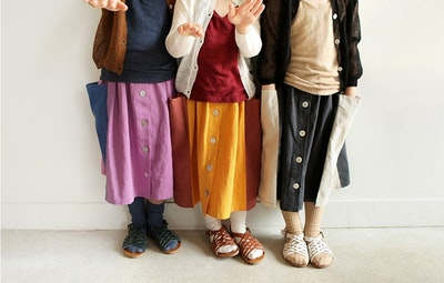 Pino Skirt (2yrs-9yrs)