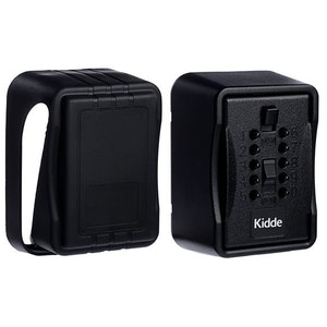 Kidde 7 Key Capacity Wall Mount Key Share Key Box Safe Black Colour SU1267