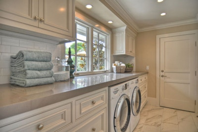 Laundry Love - Tips for Renovating Your Laundry