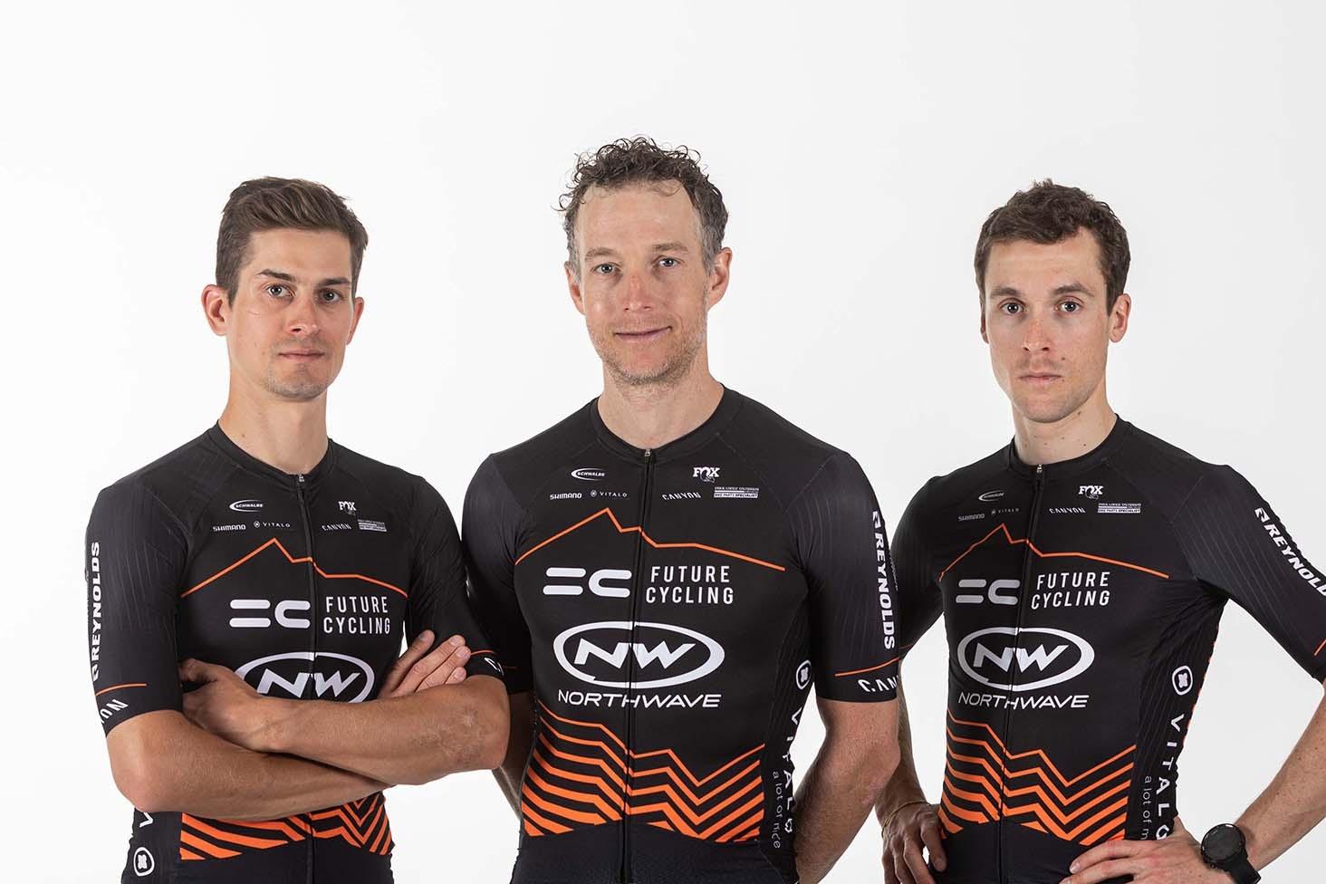 "Northwave - Northwave supports the marathon MTB team ""Future Cycling - Northwave"""