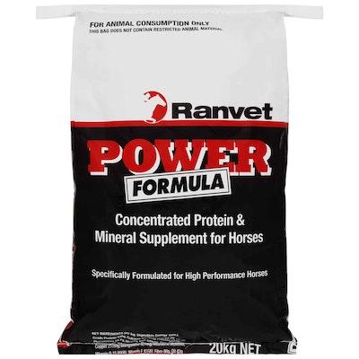 Ranvet Power Formula Horses Protein & Mineral Supplement 20kg