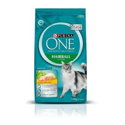 PURINA ONE Hairball Dry Cat Food 3kg
