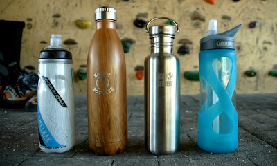 Reusable Water Bottles for a #Plasticfree Future