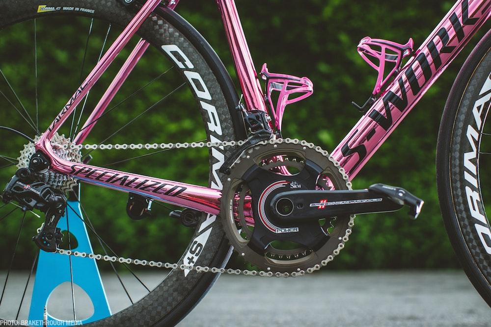 vincenzo niable giro pink 18