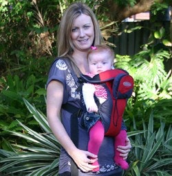 Babyhood Easy Fit Secure Carrier