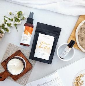 Fleurette Aromatherapy Calm Balance Bath Soak