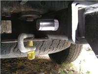 National rules short on specifics but South Australian police urge rated shackles for towing safety