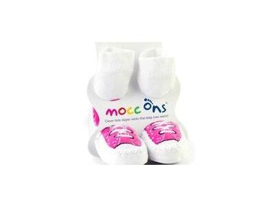Sock Ons MOCC ONS Fuchsia Sneaker 12-18