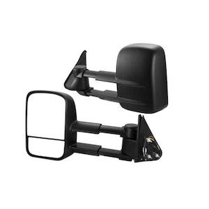 Pair Towing Mirrors For Nissan Patrol Gu Y61 1997 2016