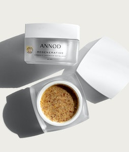 Annod Natural Skincare Regenerative Organic Lavender Exfoliant