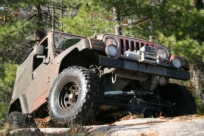 Top 5 Tips for 4X4 First Timers