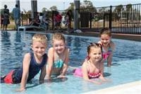 Cool pool BIG4 Deniliquin.