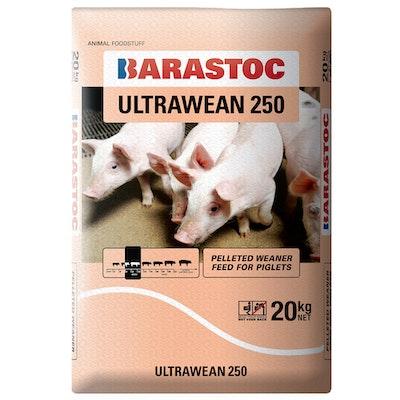 Barastoc Piglet Ultrawean 150 Starter Feed Pellets 20kg