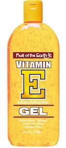 Fruit of the Earth Vitamin E Moisturising Gel 340g
