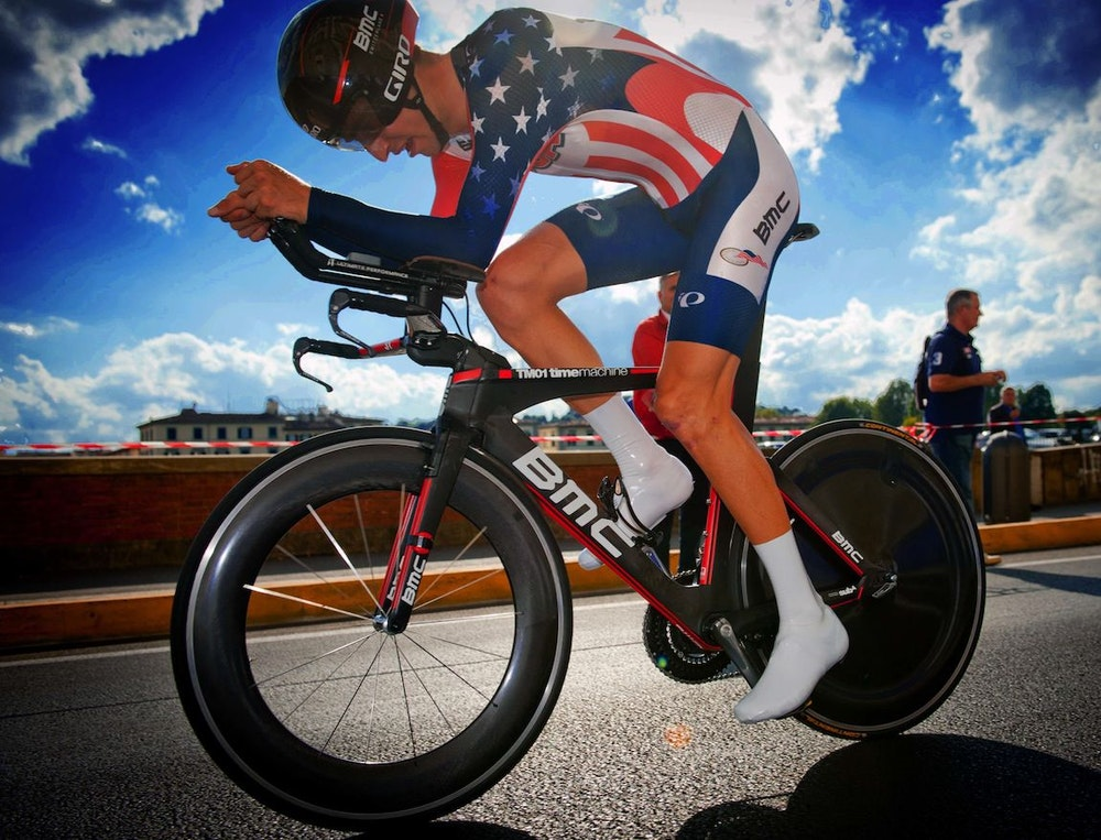 8   Rio Time Trial BikeExchange 2016