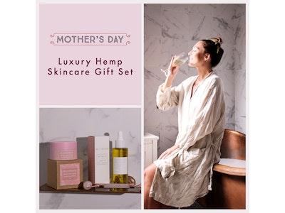 Blackwood Hemp Mother's Day Luxury Gift Skincare Gift Set