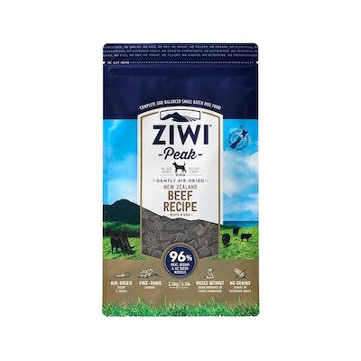 ZiwiPeak ZIWI Peak Air-Dried Beef Recipe For Dogs - 2.5KG