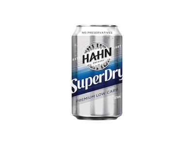 Hahn Super Dry Can 375mL