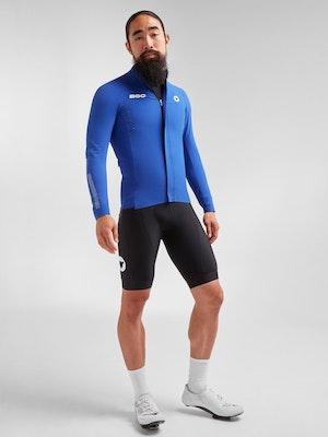 Black Sheep Cycling Men's Elements Micro Jacket - Royal