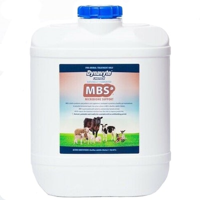 DYNAVYTE Livestock MBS Microbiome Support for Cattle Gut Health - 4 Sizes