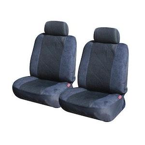 Seat Covers For Mitsubishi Triton Ml Mn Series Dual Cab 2006-2015 | Grey