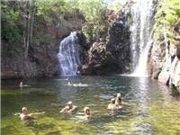Litchfield National Park - swim in the Dry  and marvel at the Wet